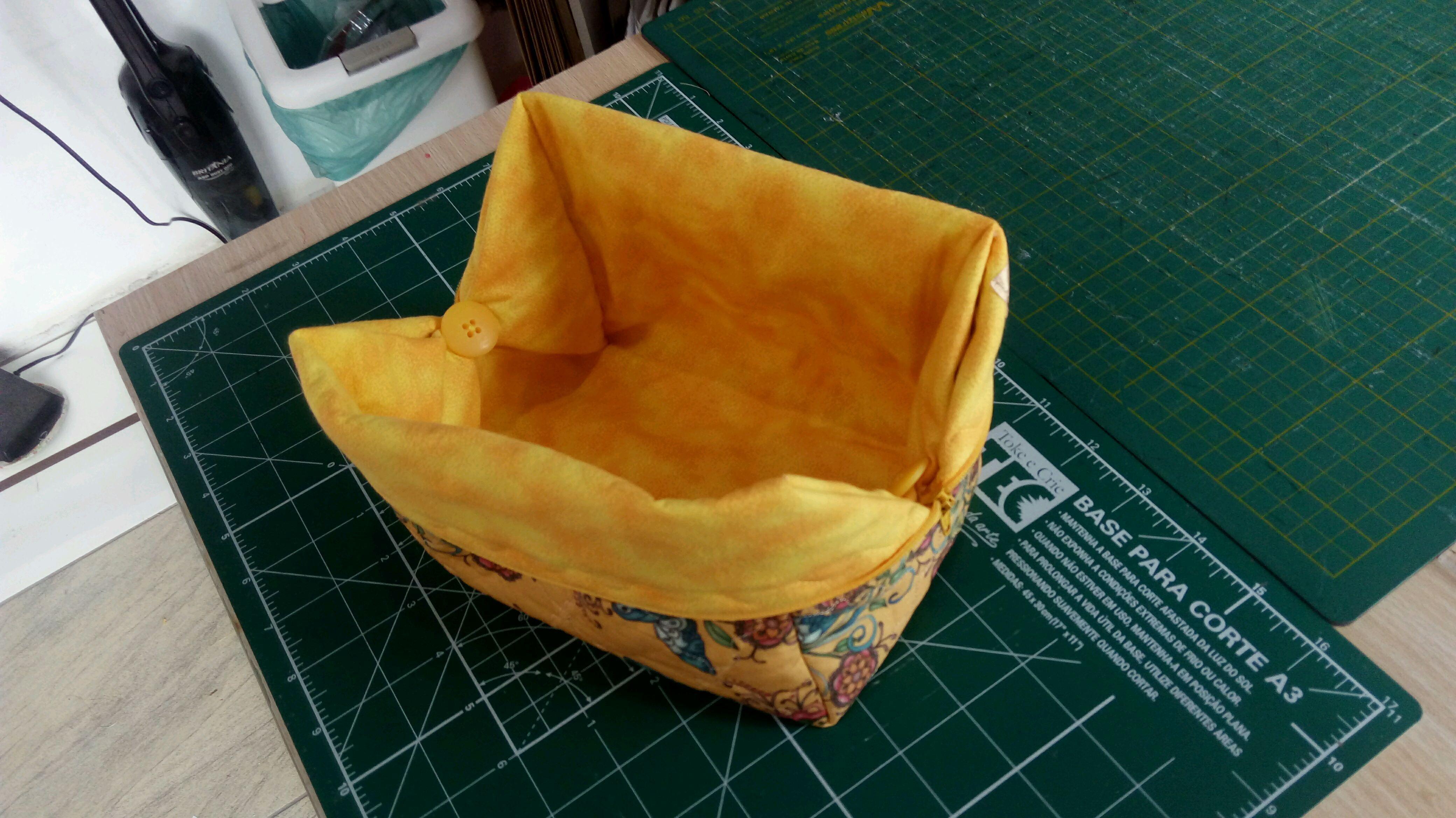 9bfb871c8 Necessaire box cestinha no Elo7   Merylin Coelho (AD5D5E)
