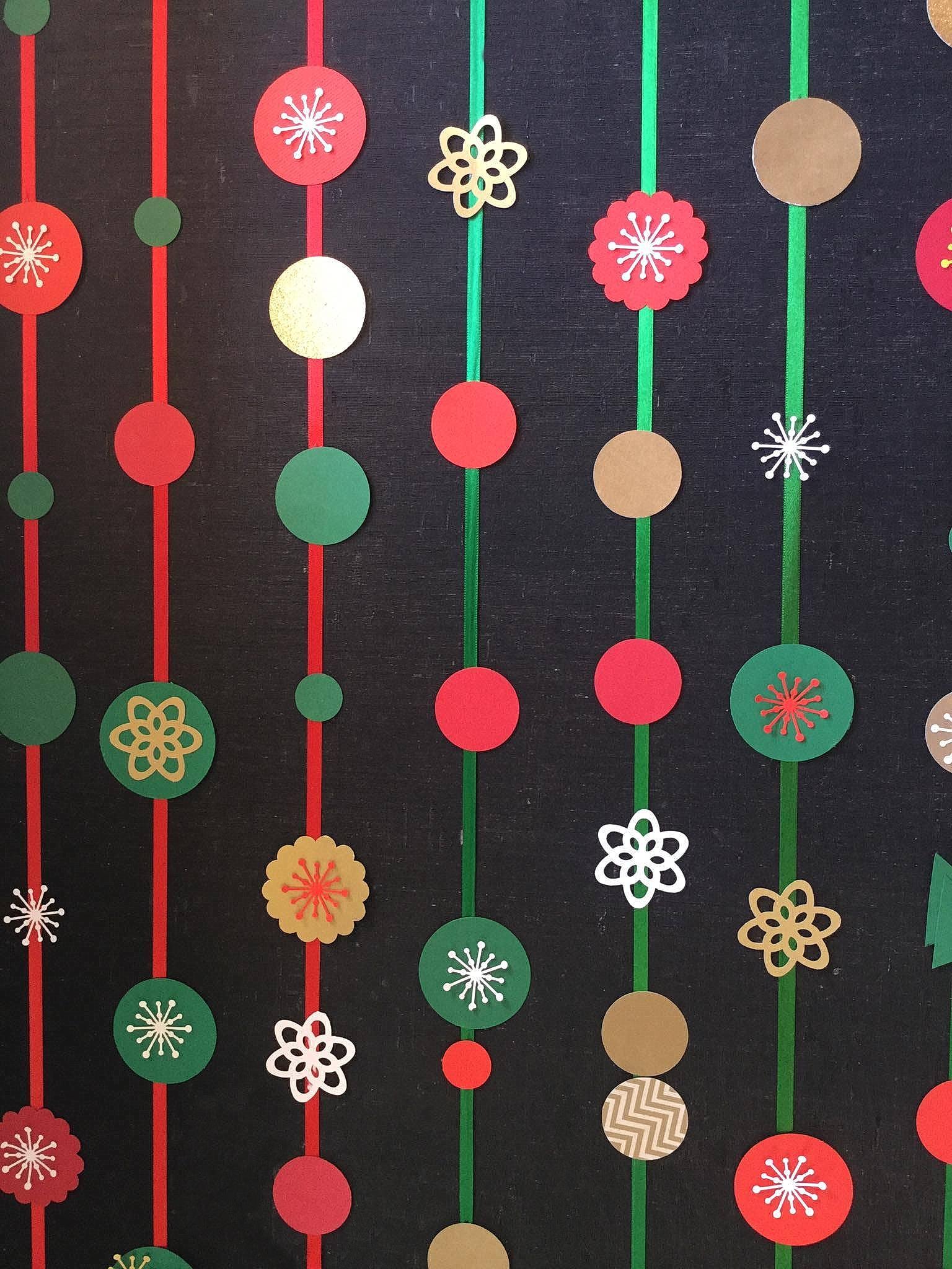 e253580647 Decoracao Natal Luxo Fioratas e Varal Natal