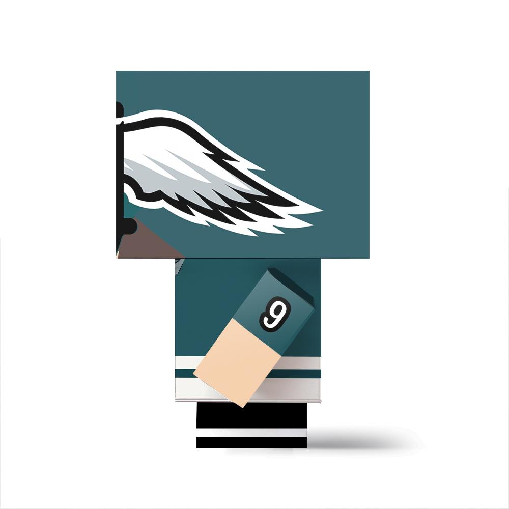 5749d28a2 Caixa Lembrancinha Futebol Americano Philadelphia Eagles no Elo7 ...