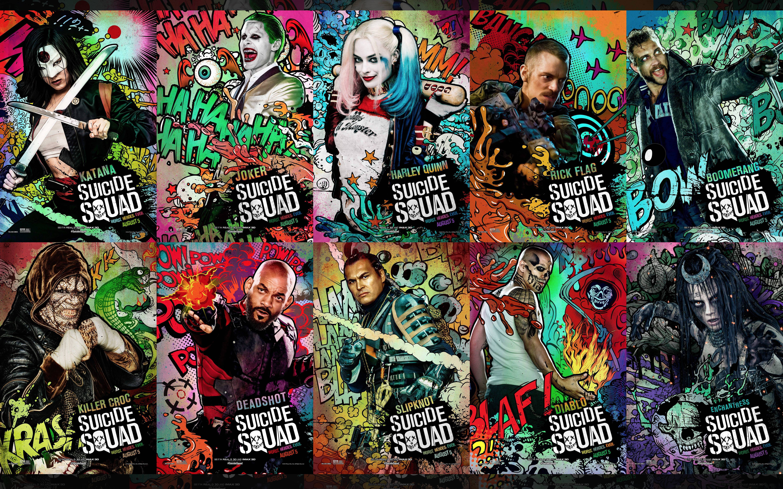 Esquadrao Suicida Wallpaper Wallpaper Collection