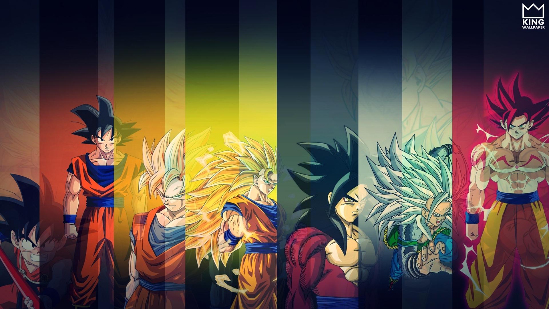 Painel Festa 2x1m Dragon Ball Z No Elo7 Decora Kids Aef275