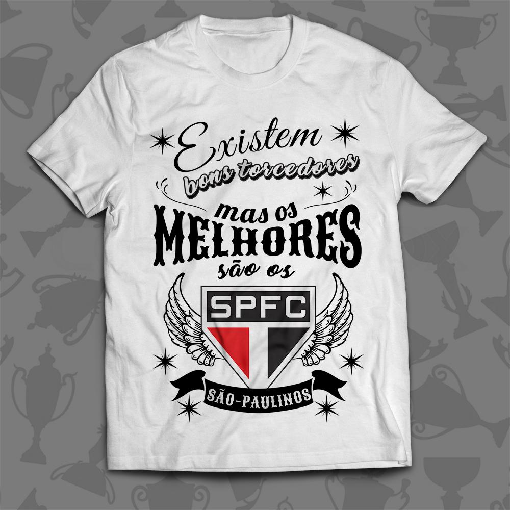 63a61a77d6 Camiseta o Torcedor do Fluminense no Elo7