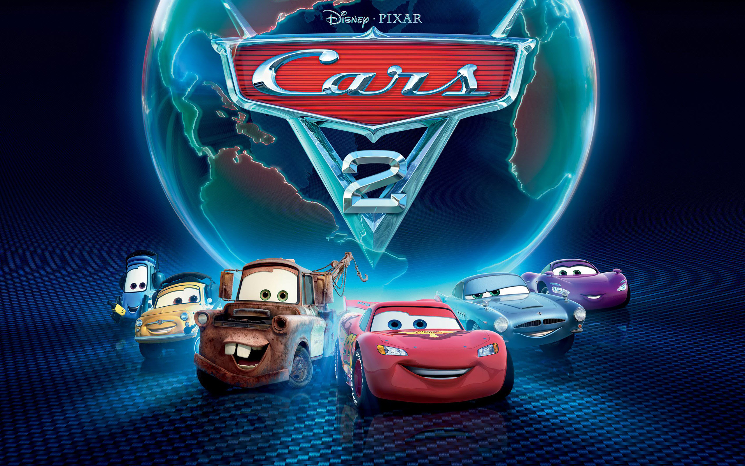 Image result for poster cars 2