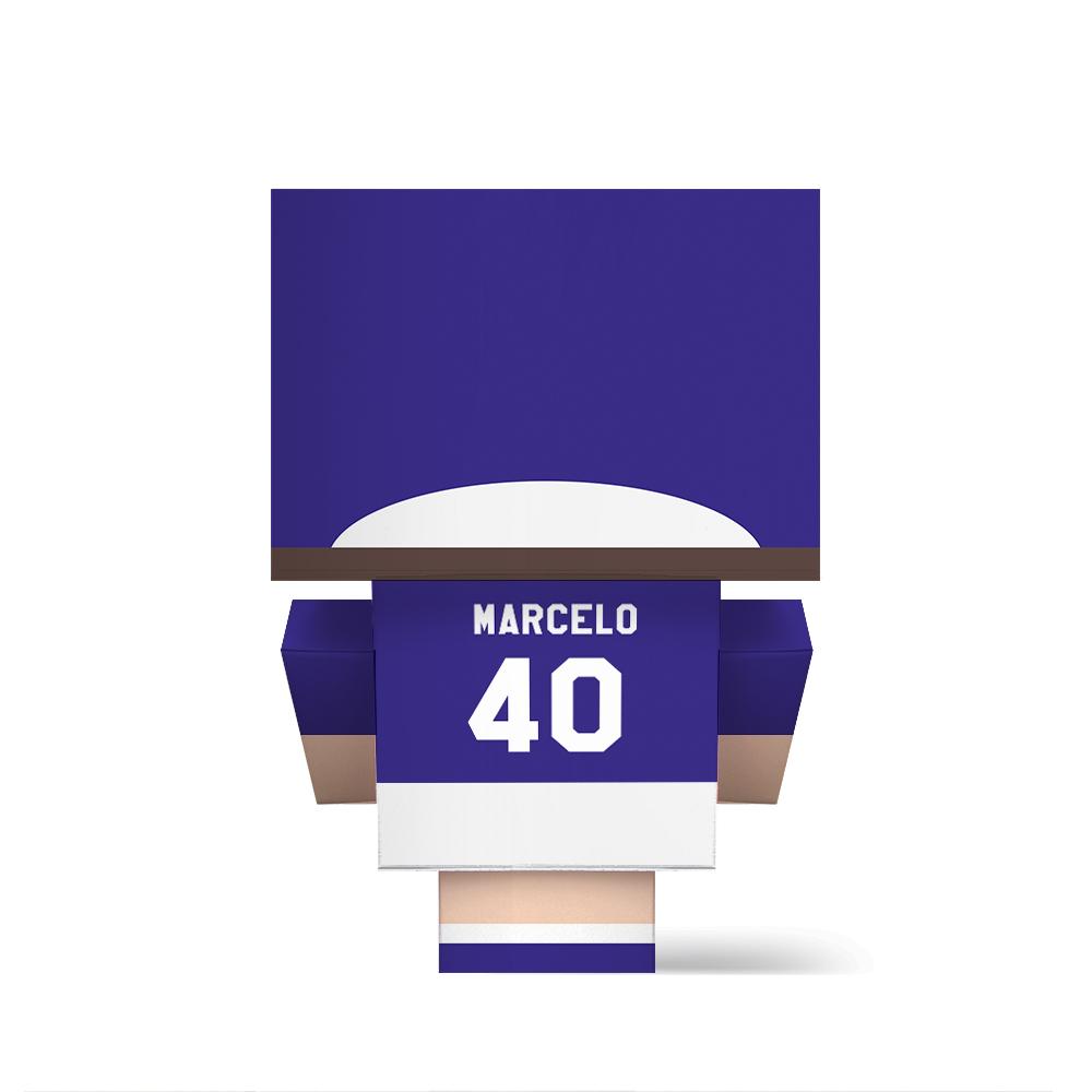 4b8faa4a44df4 Caixa Lembrancinha Futebol Americano NY Giants no Elo7