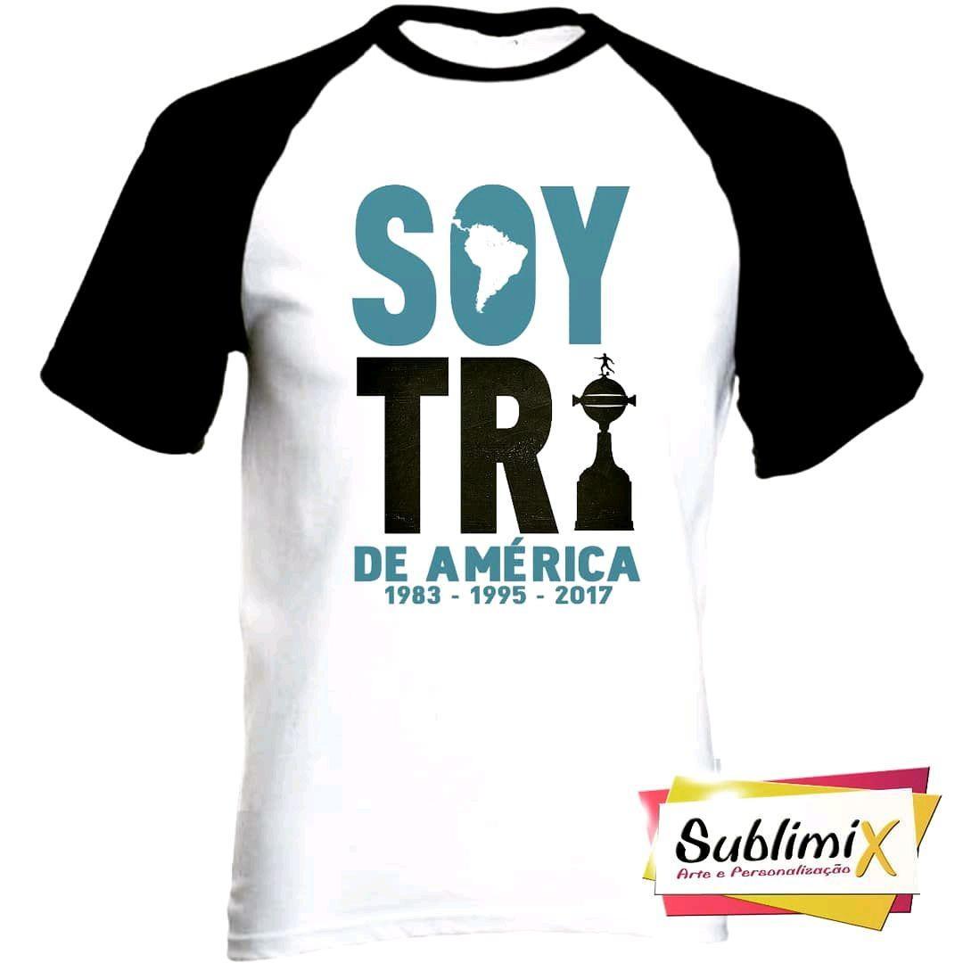 704be8207d Camiseta do Gremio