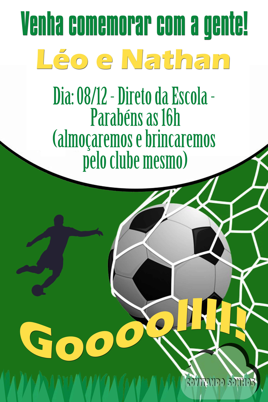 Kit Festa Futebol em RJ 8af59c7c1ddb4