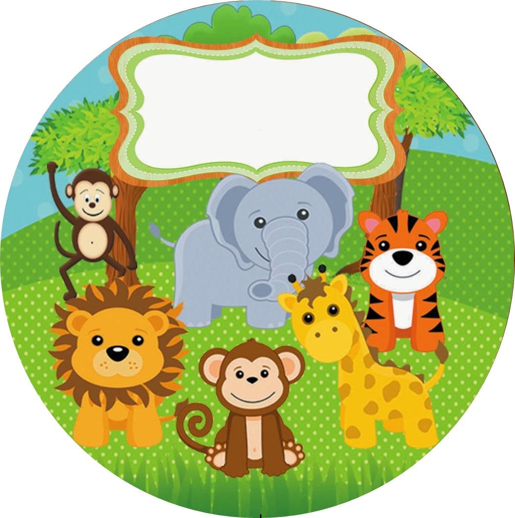 Adesivo Latinha Safari No Elo7 Hgo Personalizados B0205e