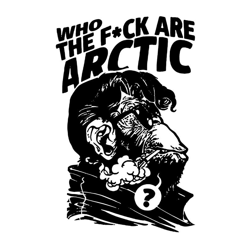 Regata Baby Look Arctic Monkeys Feminina no Elo7  b1660f102e714