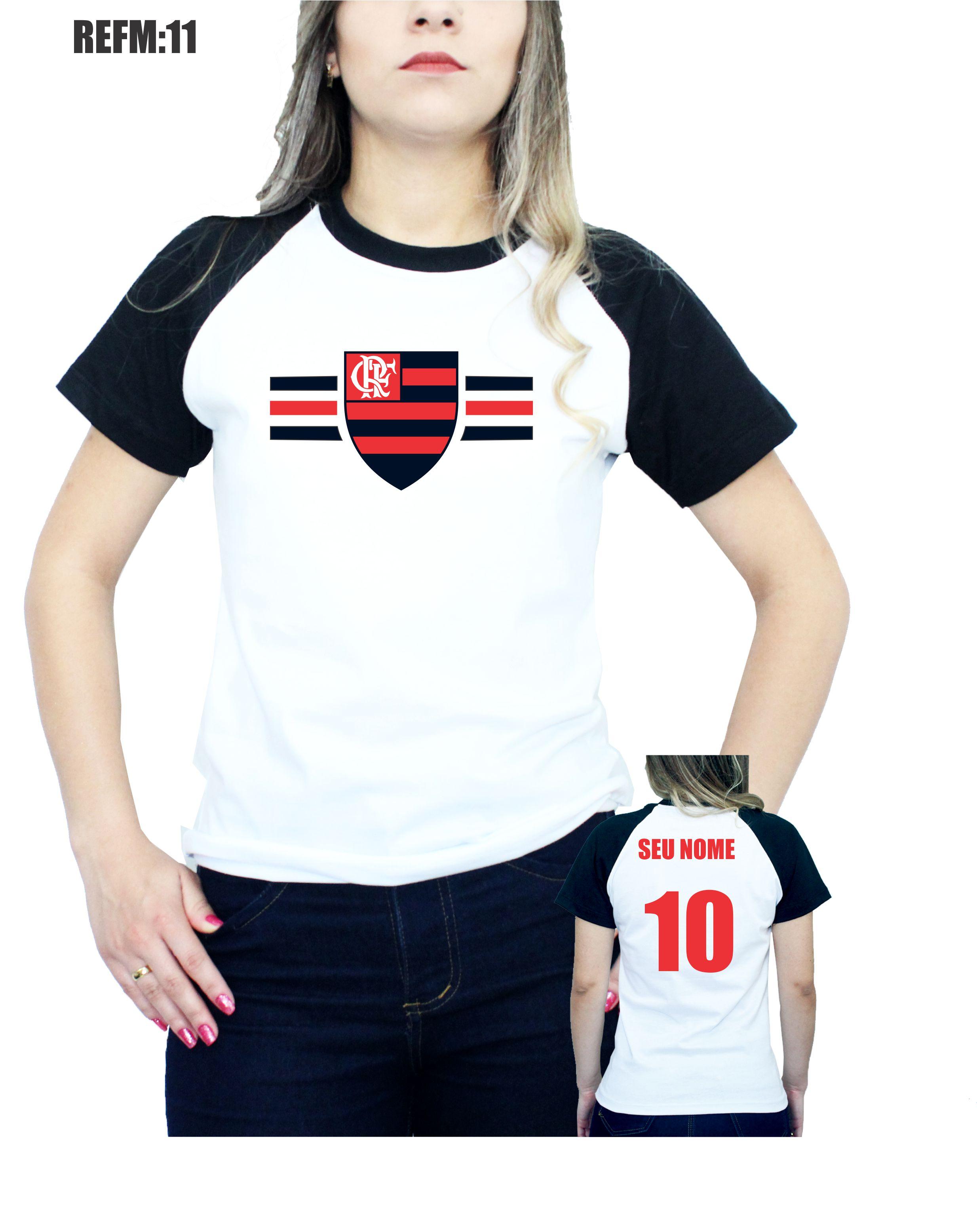 Camisetas de Times de Futebo  81ec7f1619c9f