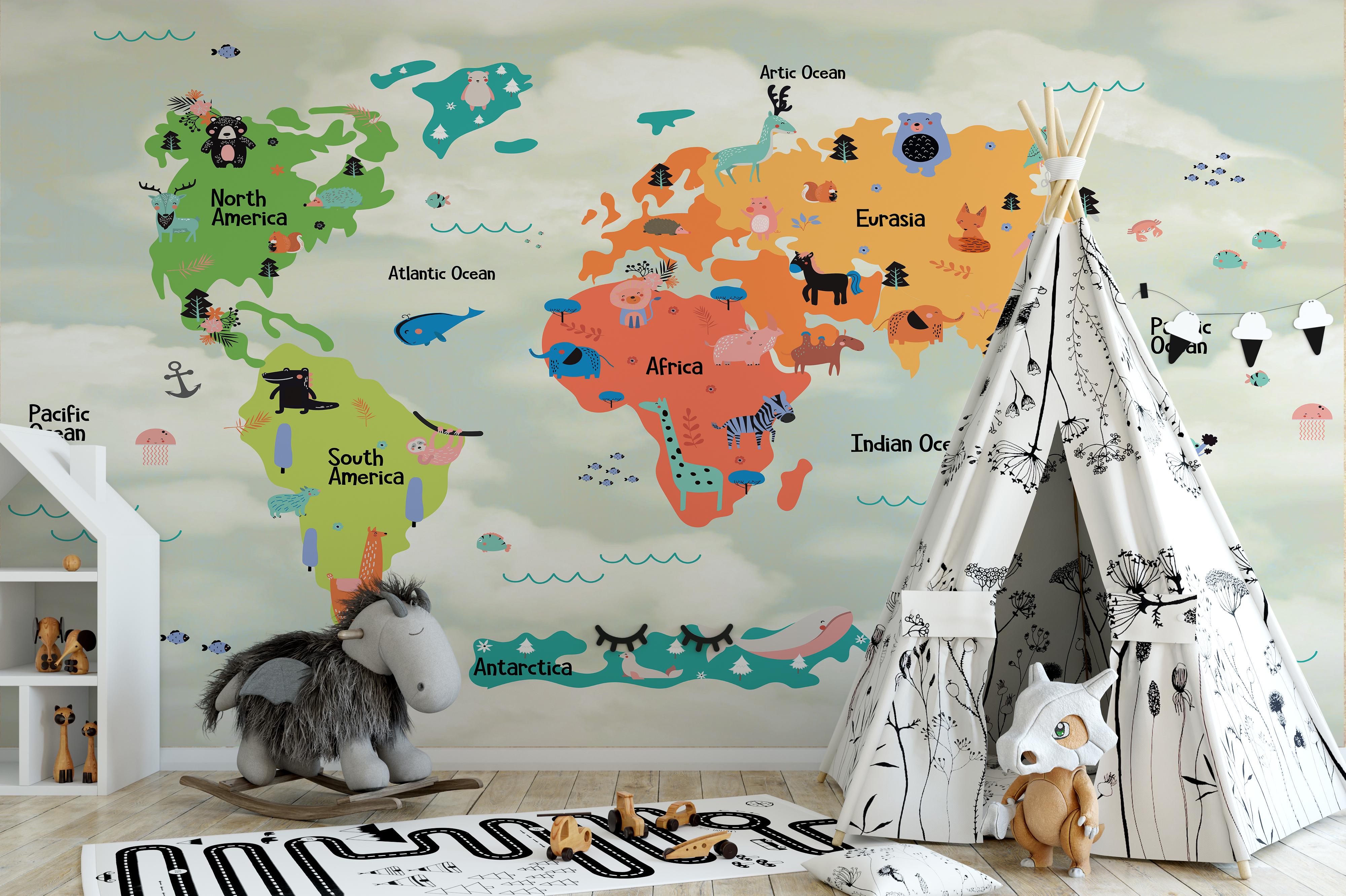 Mapa O Senhor Dos Aneis No Elo7 Aqui Gruda Papel De Parede E8f516