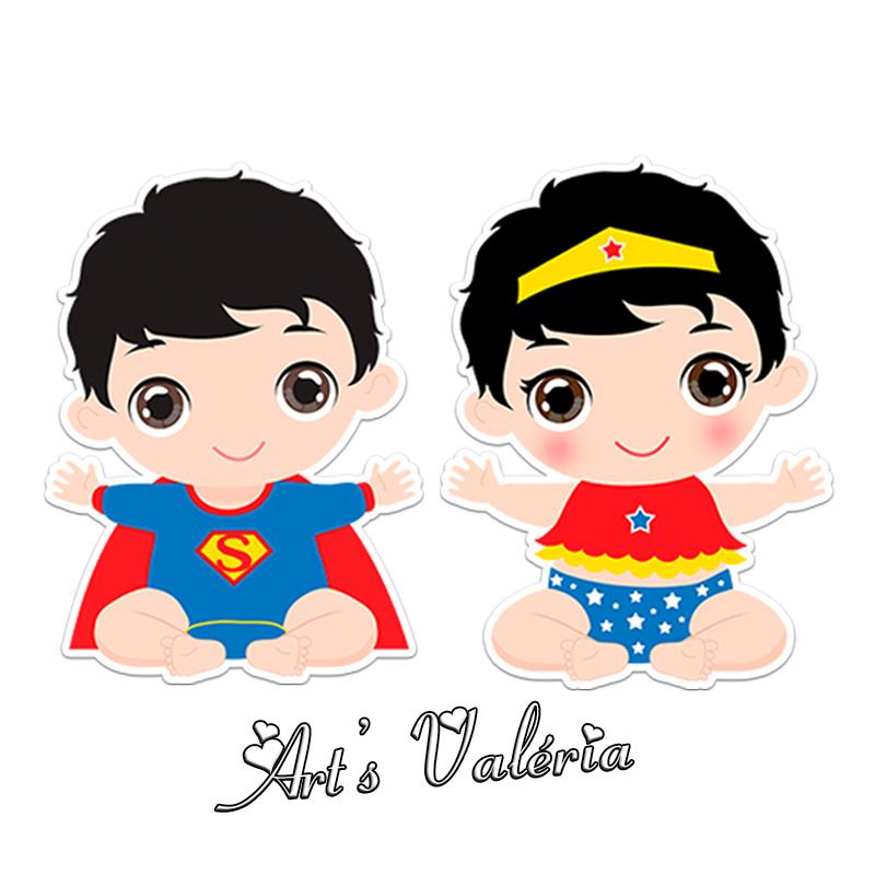 Super Homem Baby Png