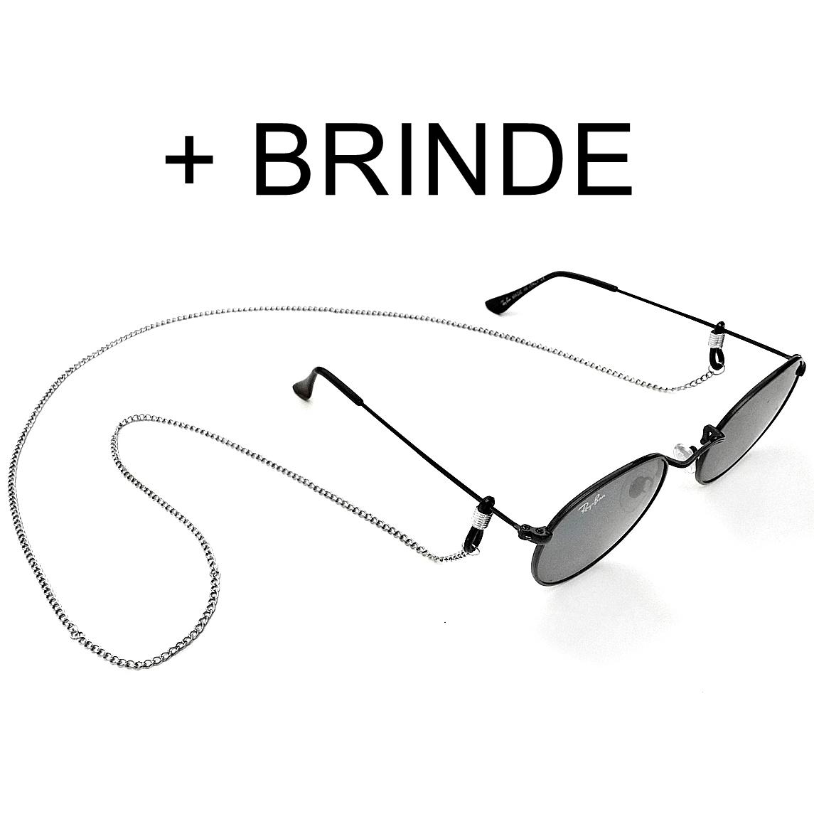 71e3ba6089763 Corrente Para Oculos Prata no Elo7