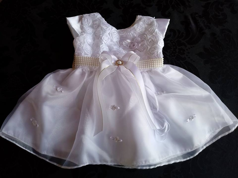 cd1984f47c Vestido Branco ano novo no Elo7