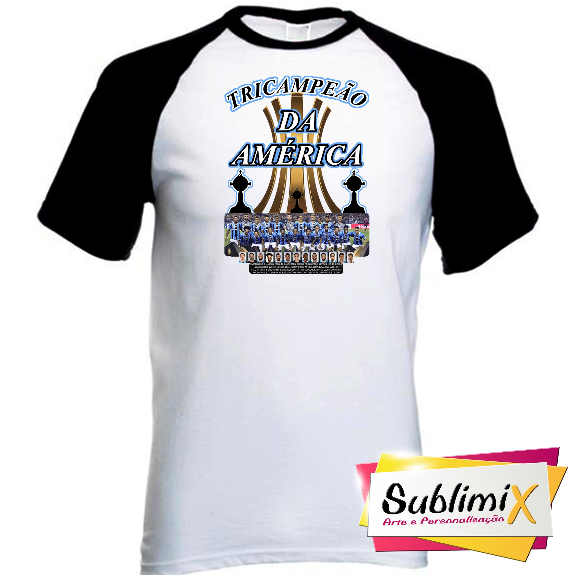 3bbfa09c4e Camiseta Gremio