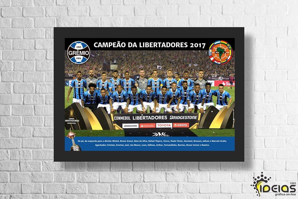 8293506122 Gremio Libertadores 1995
