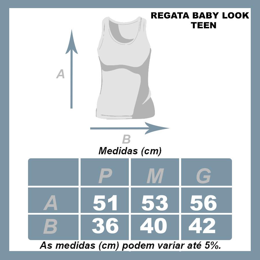 Regata Baby Look Black Label Society Feminina- The Almighty no Elo7 ... c348d7091fa17