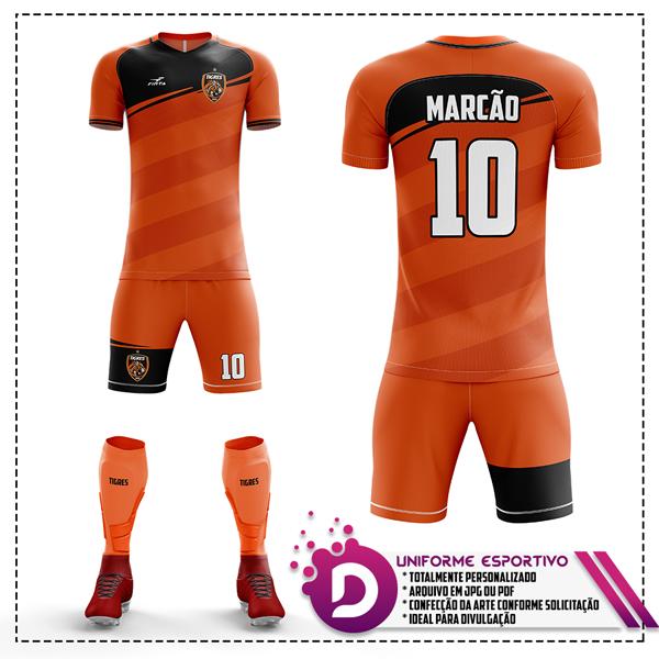 182cdd12e7 Kit Esportivo