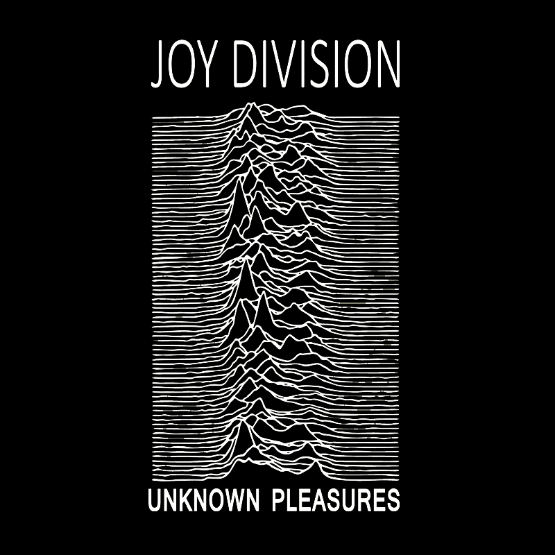 Camiseta Baby Look Joy Division- Unknown Pleasures Feminina no Elo7 ... 2a32ebab10ce7