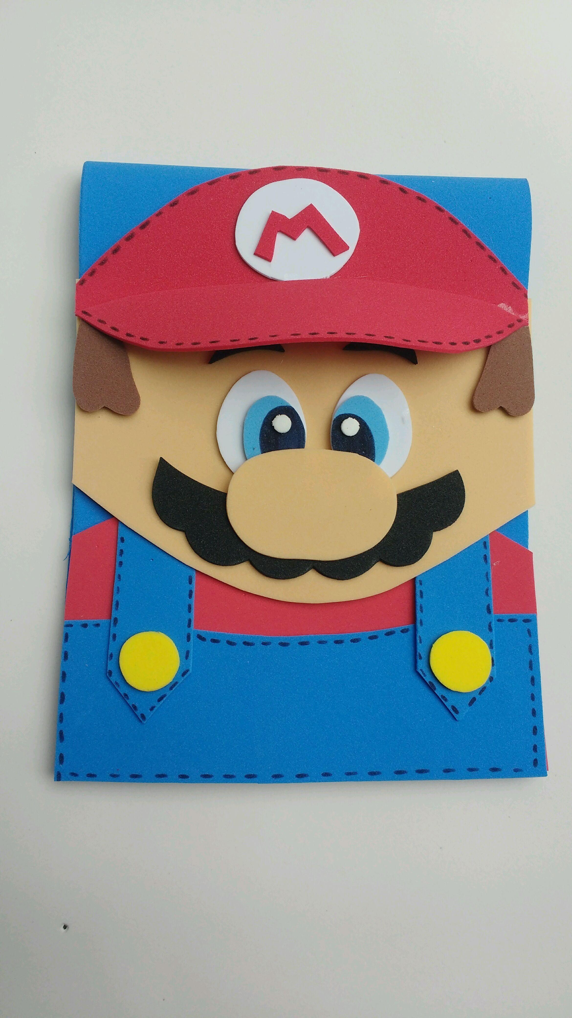 Super Mario No Elo7 Joao Maria B3e4c0