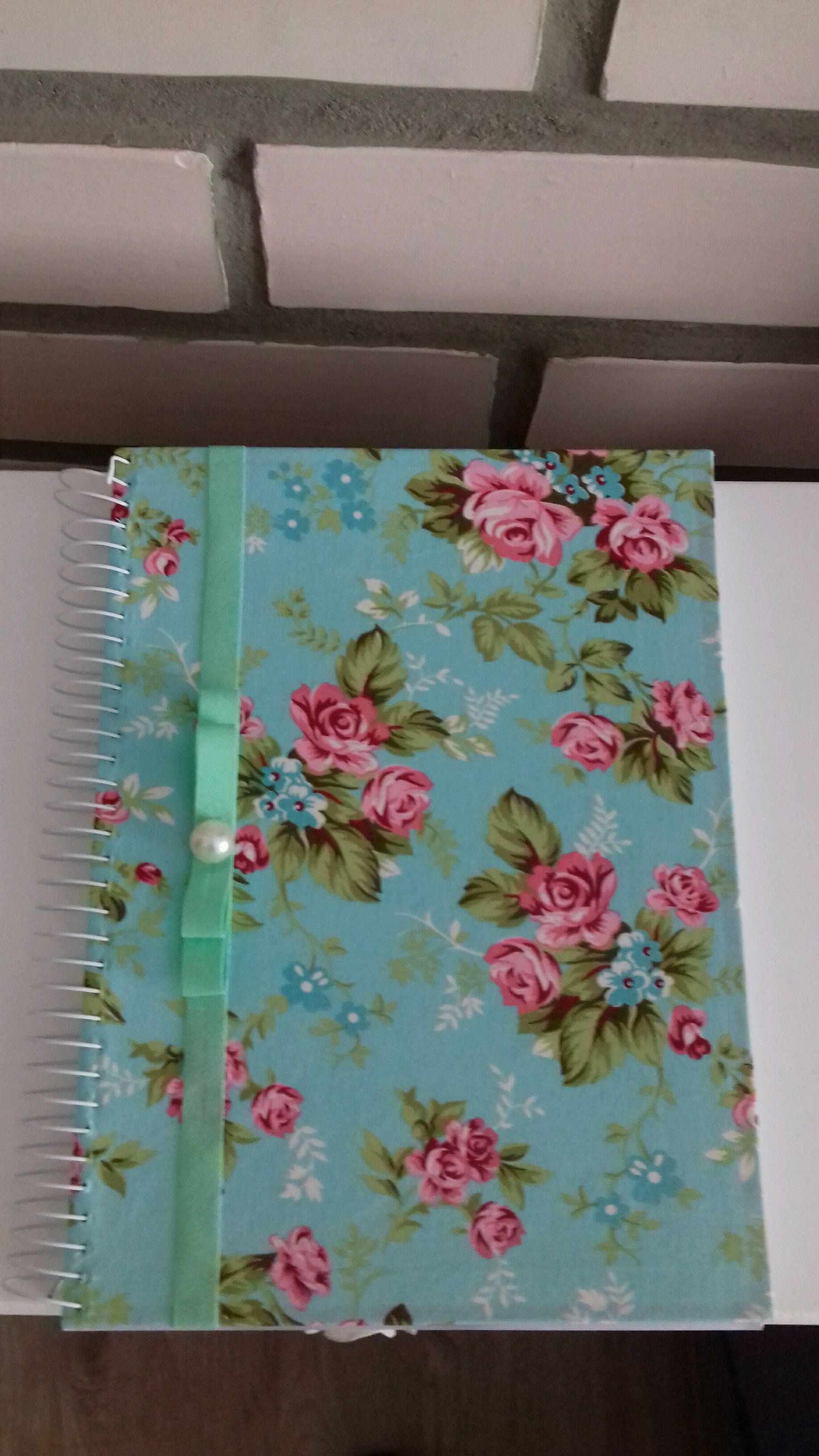 Caderno Customizado No Elo7 Feito A Dois Trabalhos Manuais B5125d