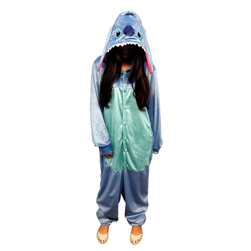 b482a7ddb7e8be Pijama Stitch | Elo7