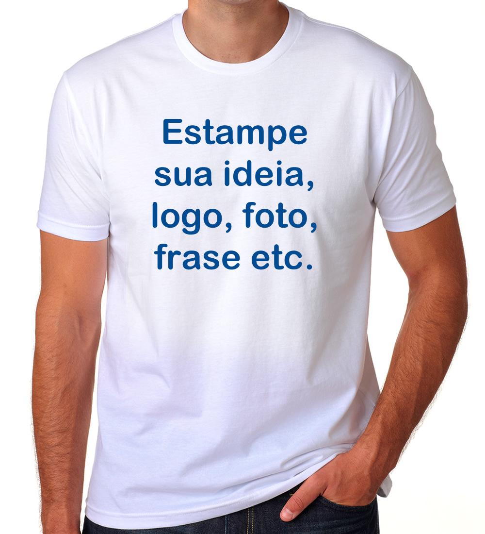 Camiseta Branca Evangélica Católica Várias Estampas No Elo7 Use