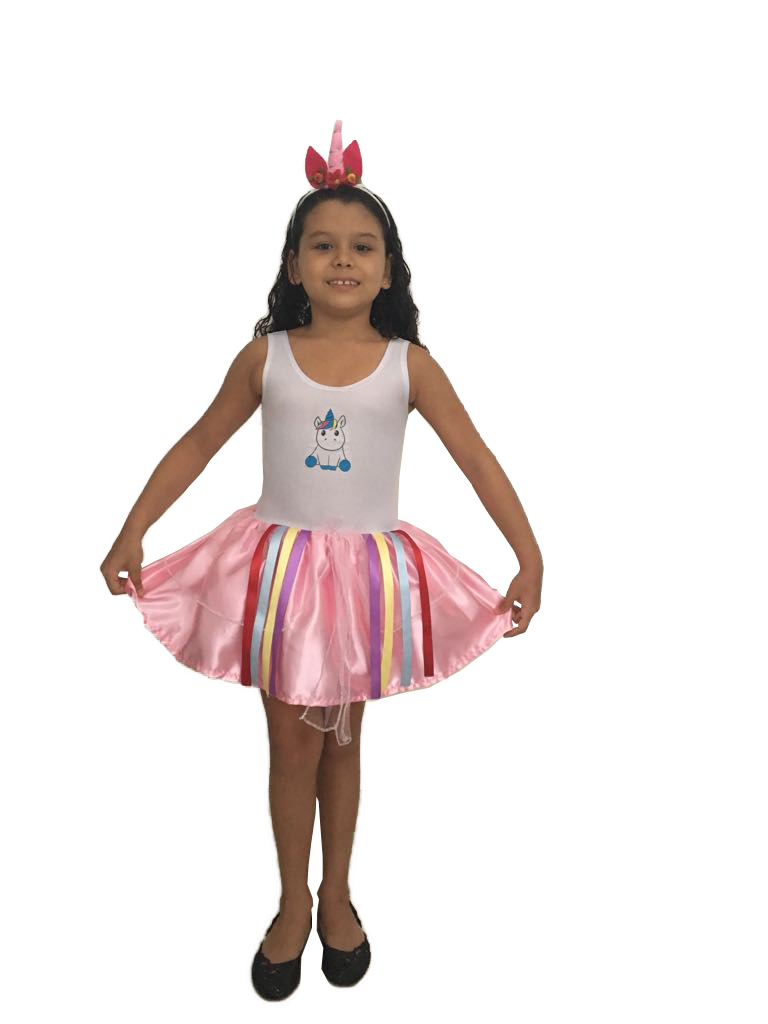 Fantasia Unicornio Infantil Carnaval No Elo7 Festas 234 B54a92
