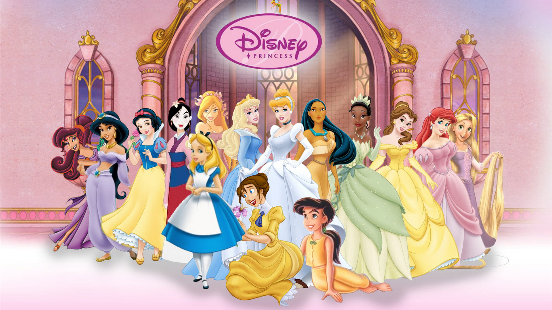 Painel de festa princesas disney 11 elo7 thecheapjerseys Images