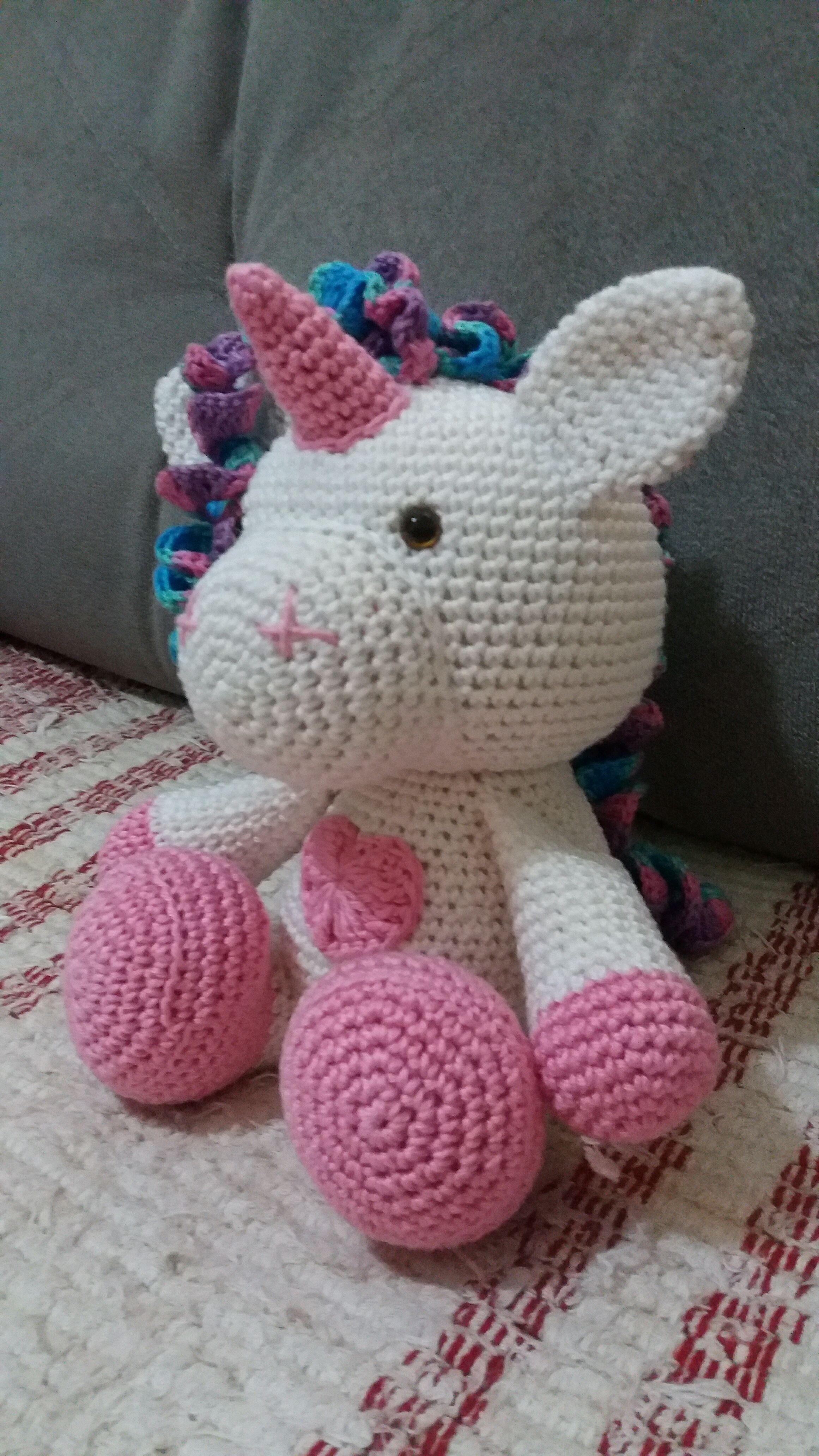 Patrón crochet Unicornio Amigurumi Unicornio pdf tutorial | Etsy | 4128x2322