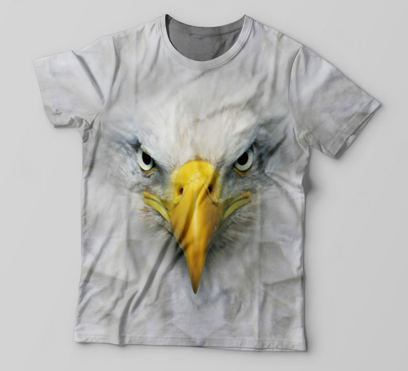 Camiseta de Aguia  b92f0b0b31085
