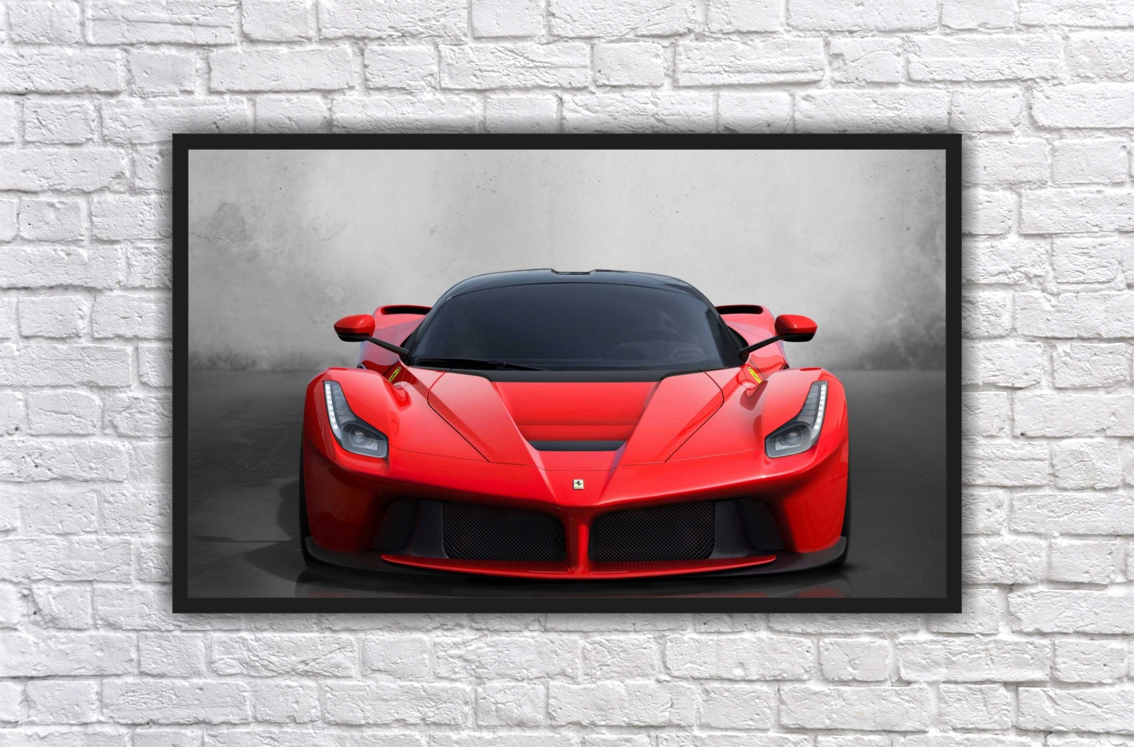 best website 06557 72644 Quadro Decorativo Super Carros Ferrari Com Moldura 005 no Elo7   VITAL  QUADROS (B771BD)