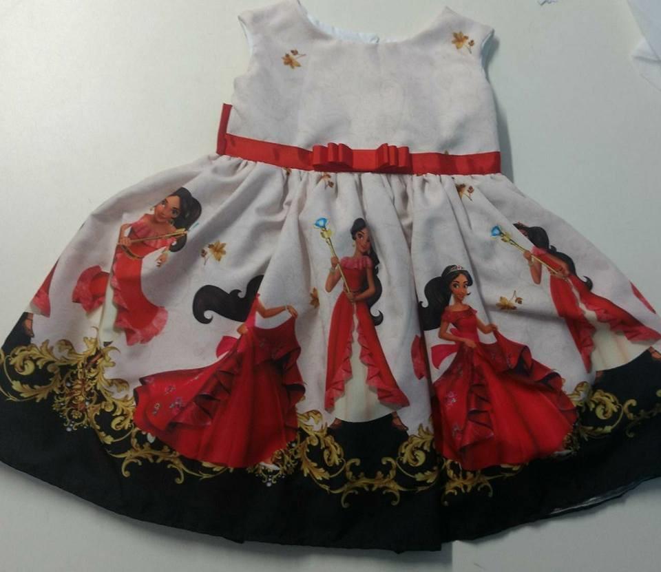 Vestido Elena De Avalor