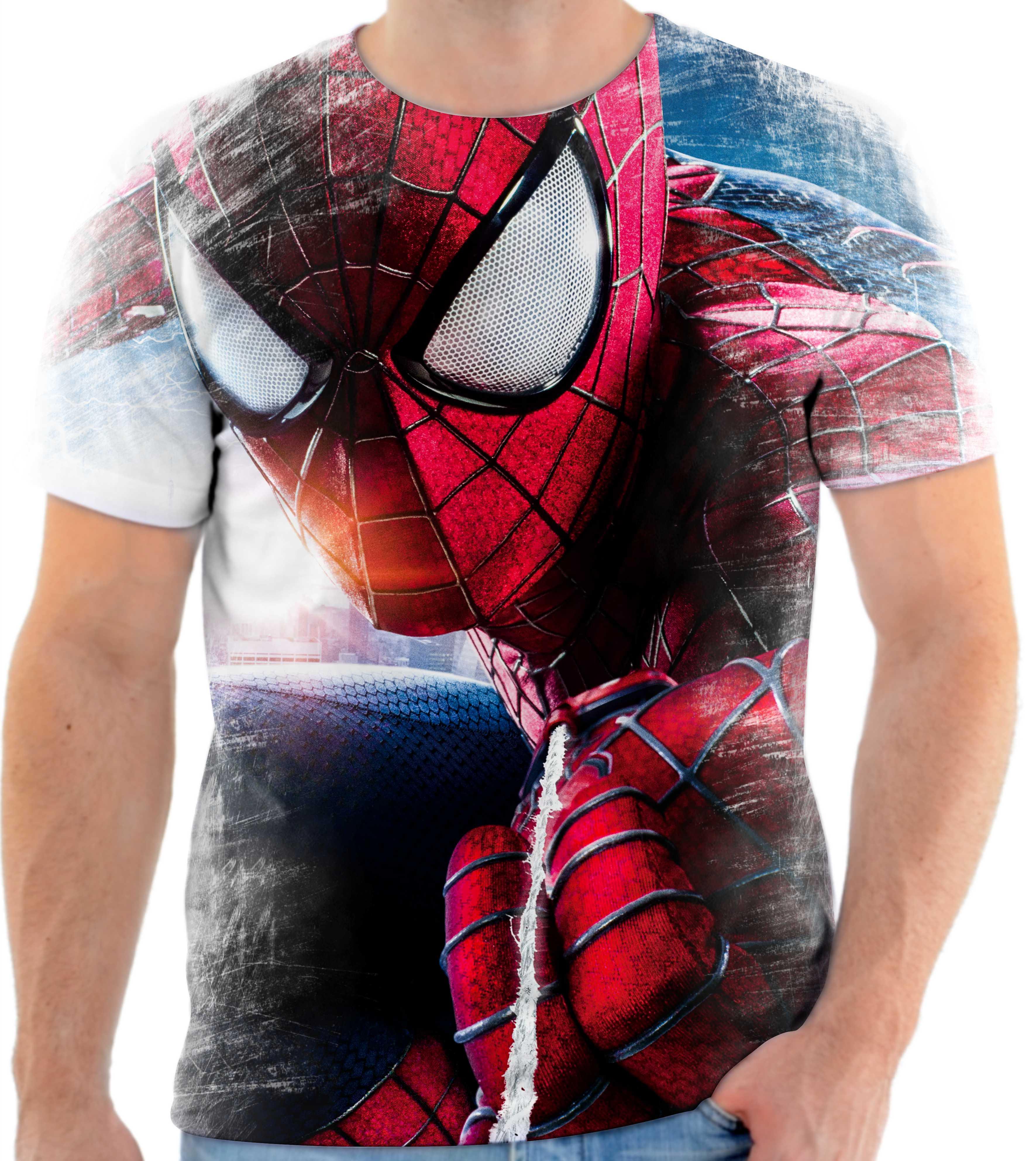 a173f75ce6dd9 Camiseta Camisa Venom Inimigo Homem Aranha