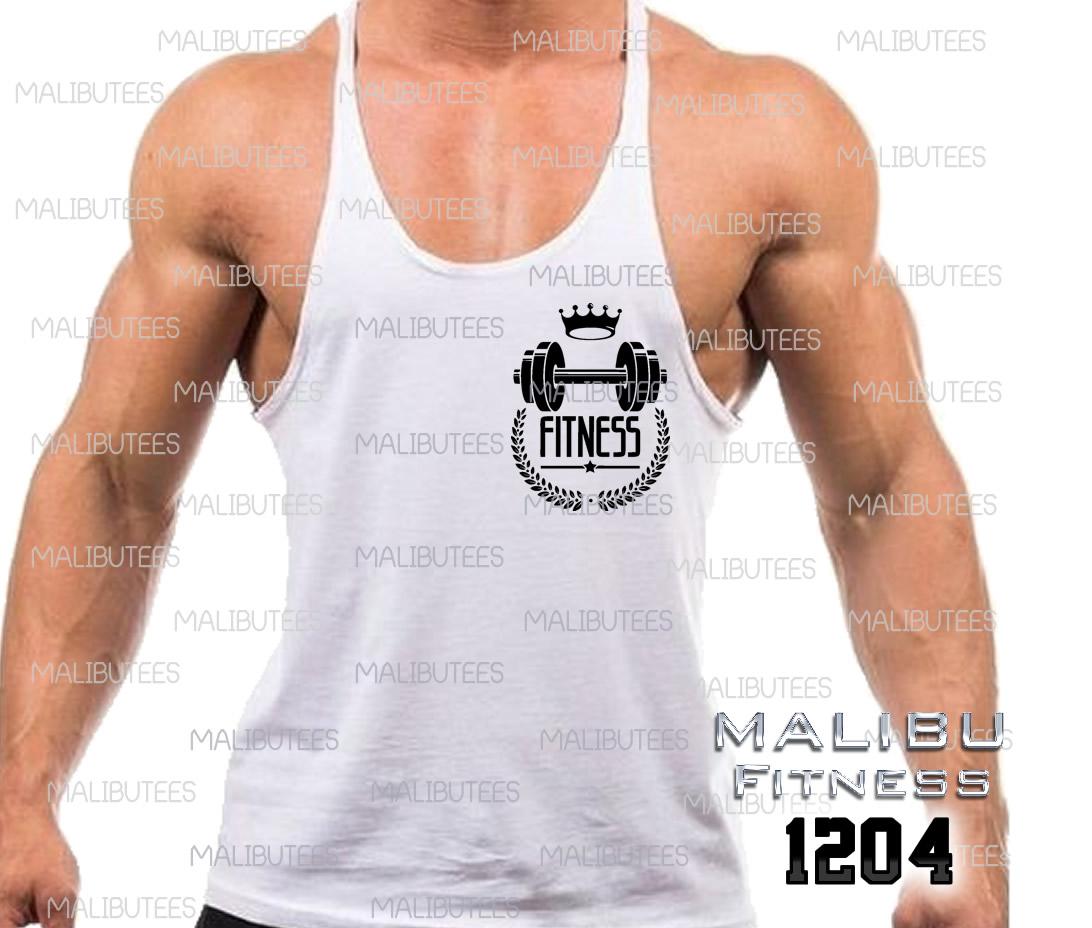 31b1347418d2c Camiseta Regata No Pain No Gain Fitness