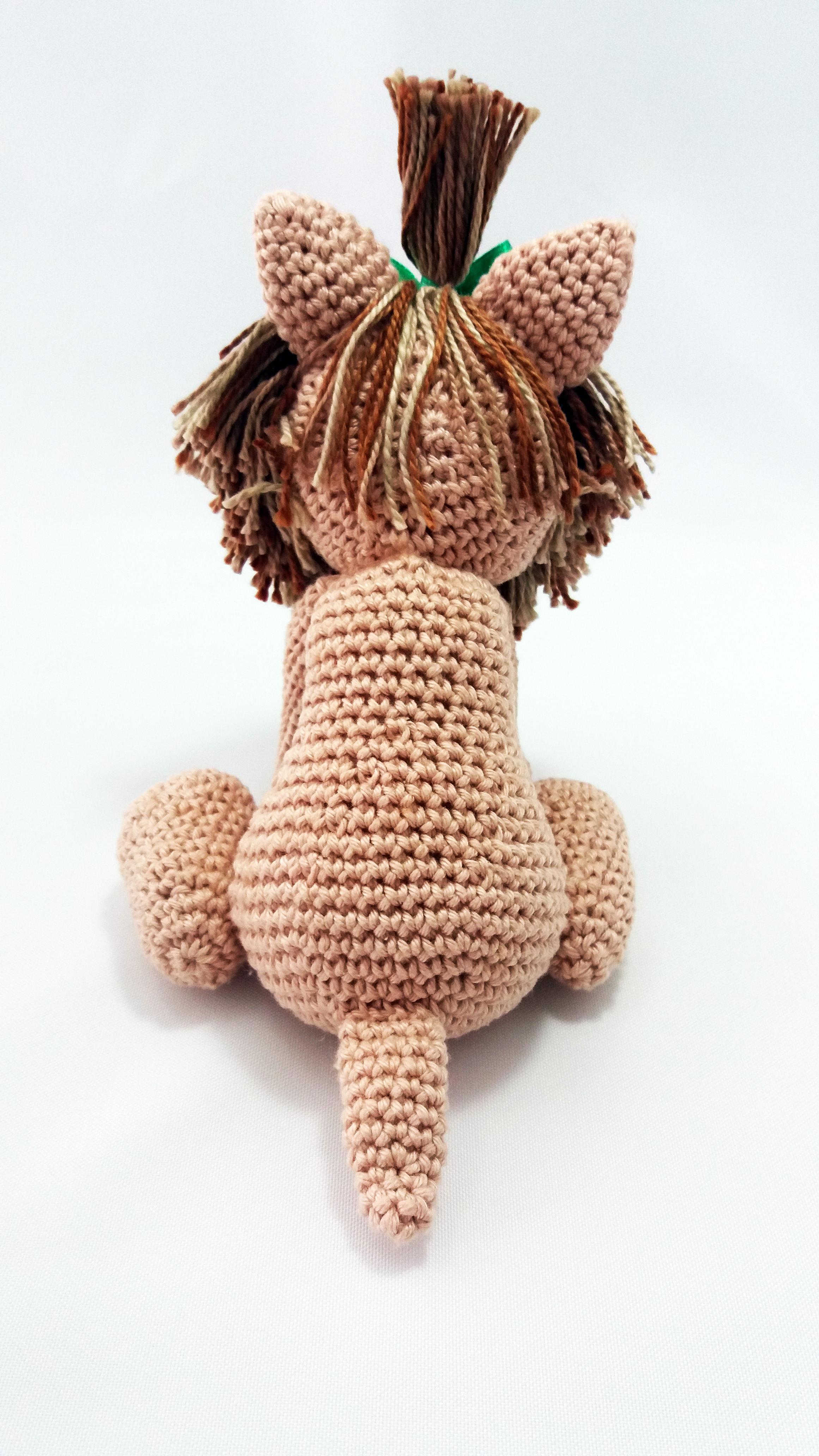 Amigurumi Yorkshire Terrier 'YORKIE'- Free Crochet Pattern ... | 4128x2322