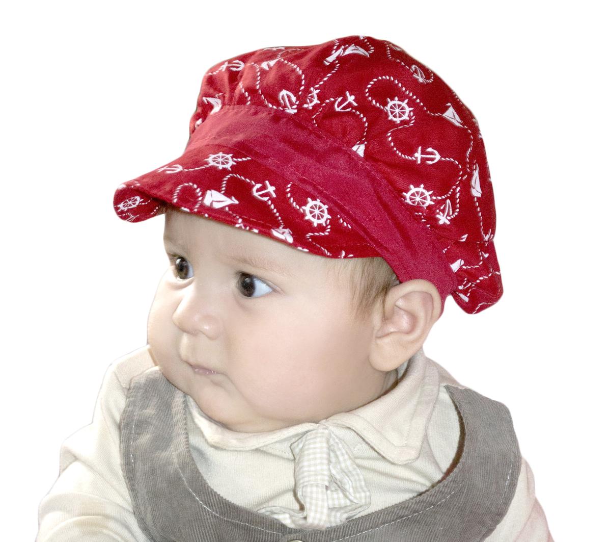 Boina Feminina Vermelha  64f6fc49a59