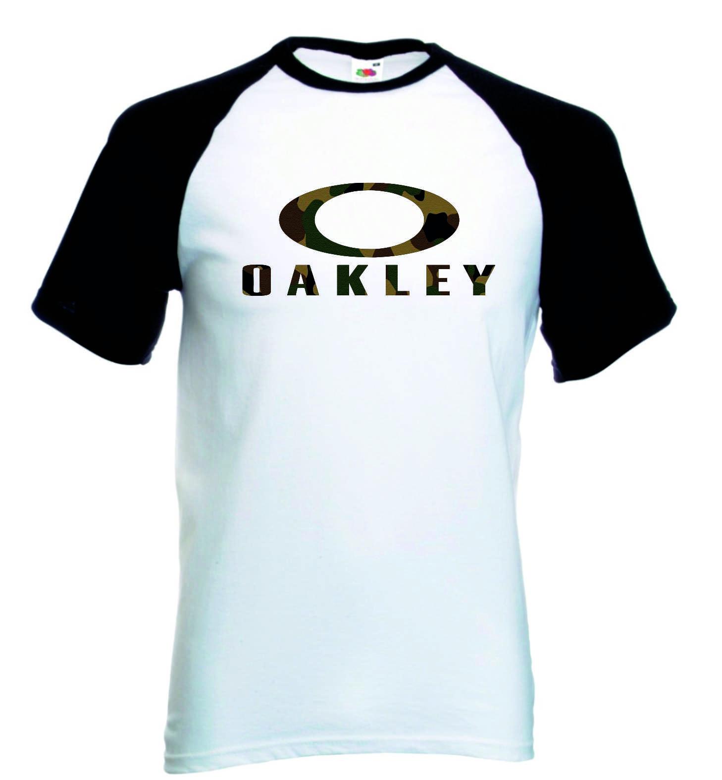 fbe1550a47 Camiseta Oakley