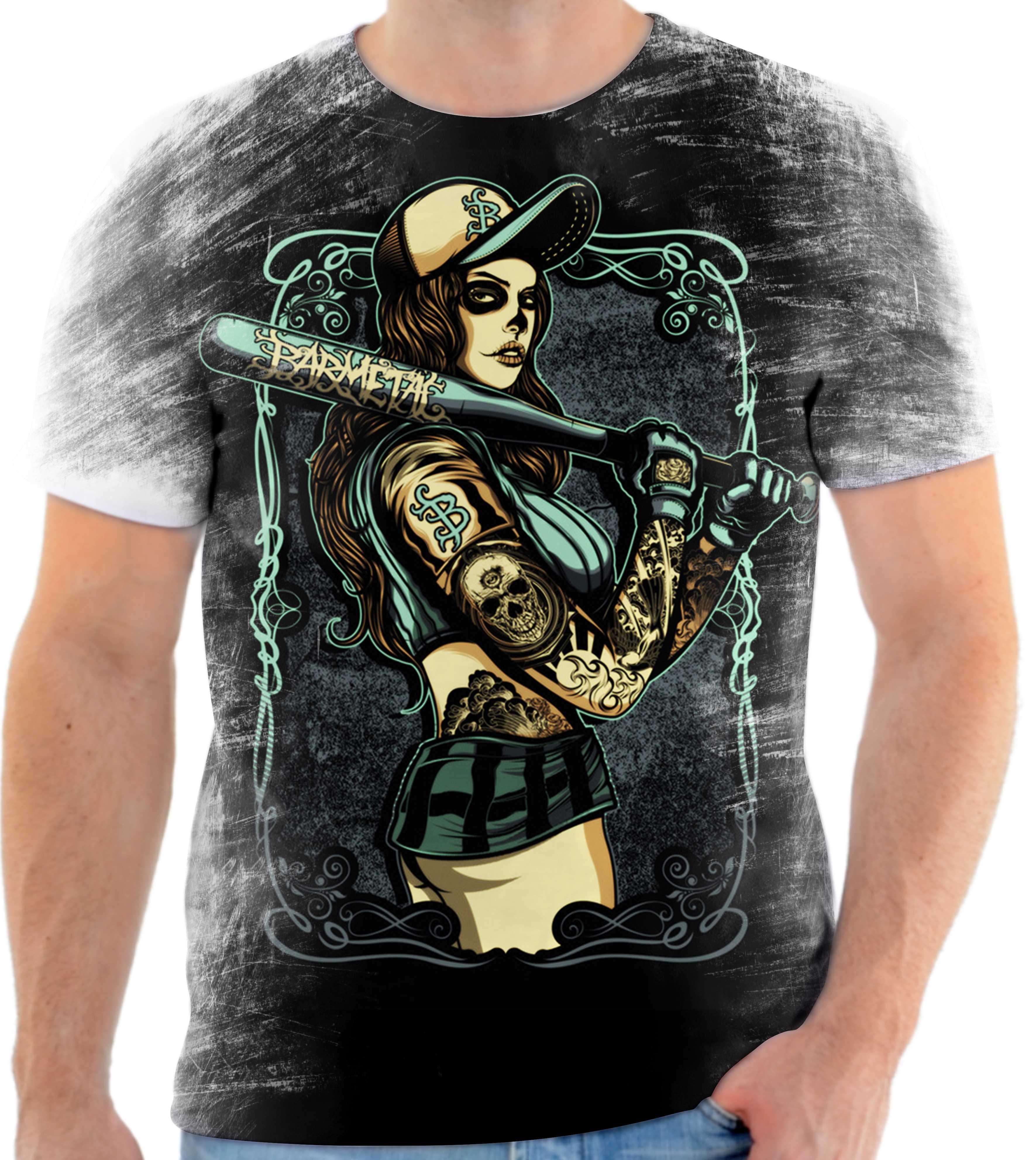 Camisetas Personalizadas Caveiras  ecc7b76ba67