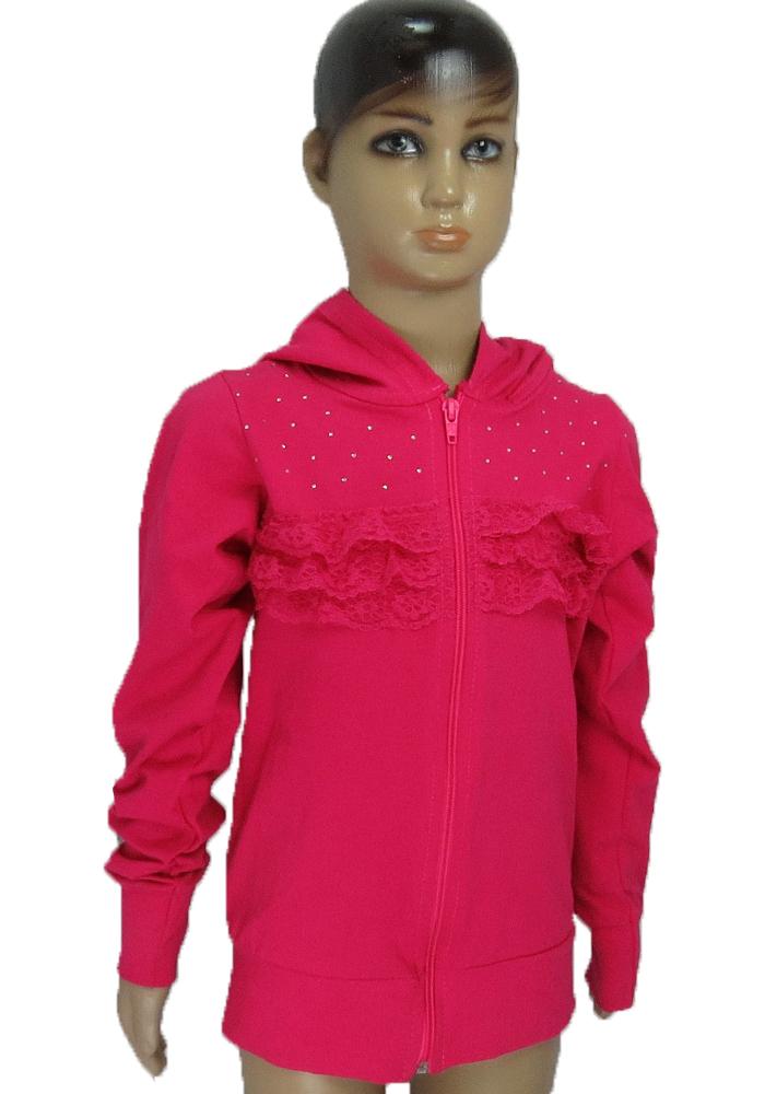 Blusa de Frio para Menina  7efc5f8b4afb9