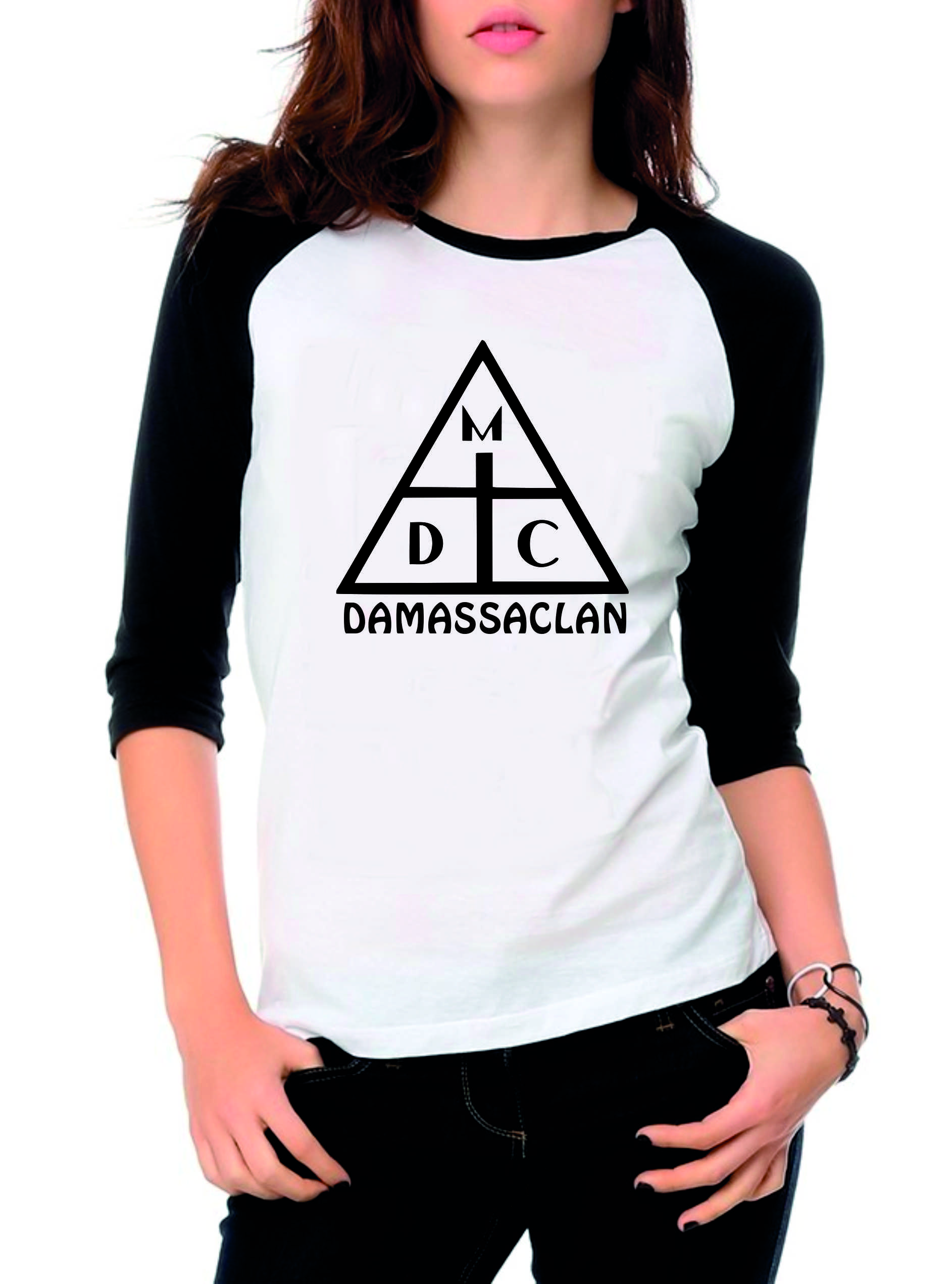 Camiseta Dmc  bebea924311