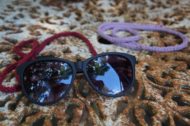 Cordinha de Óculos em crochê no Elo7   Mania Graciosa (BB277E) 5808c1344b