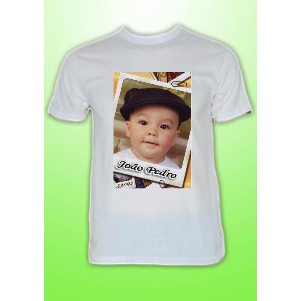 75e52e9077 Camisa Algodão Personalizada no Elo7