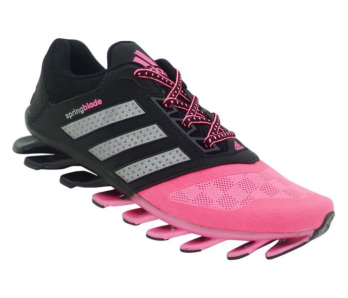 adidas tenis springblade rosa
