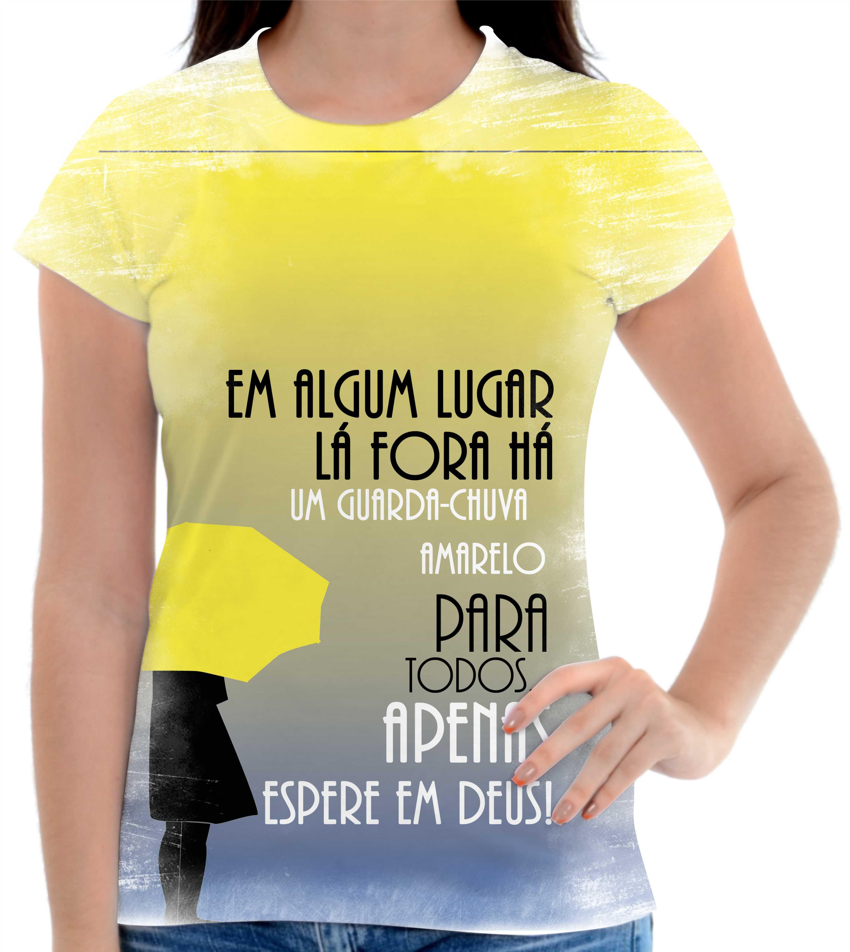 c0ea31ca72 Camisa Pedi a Deus Um Filho