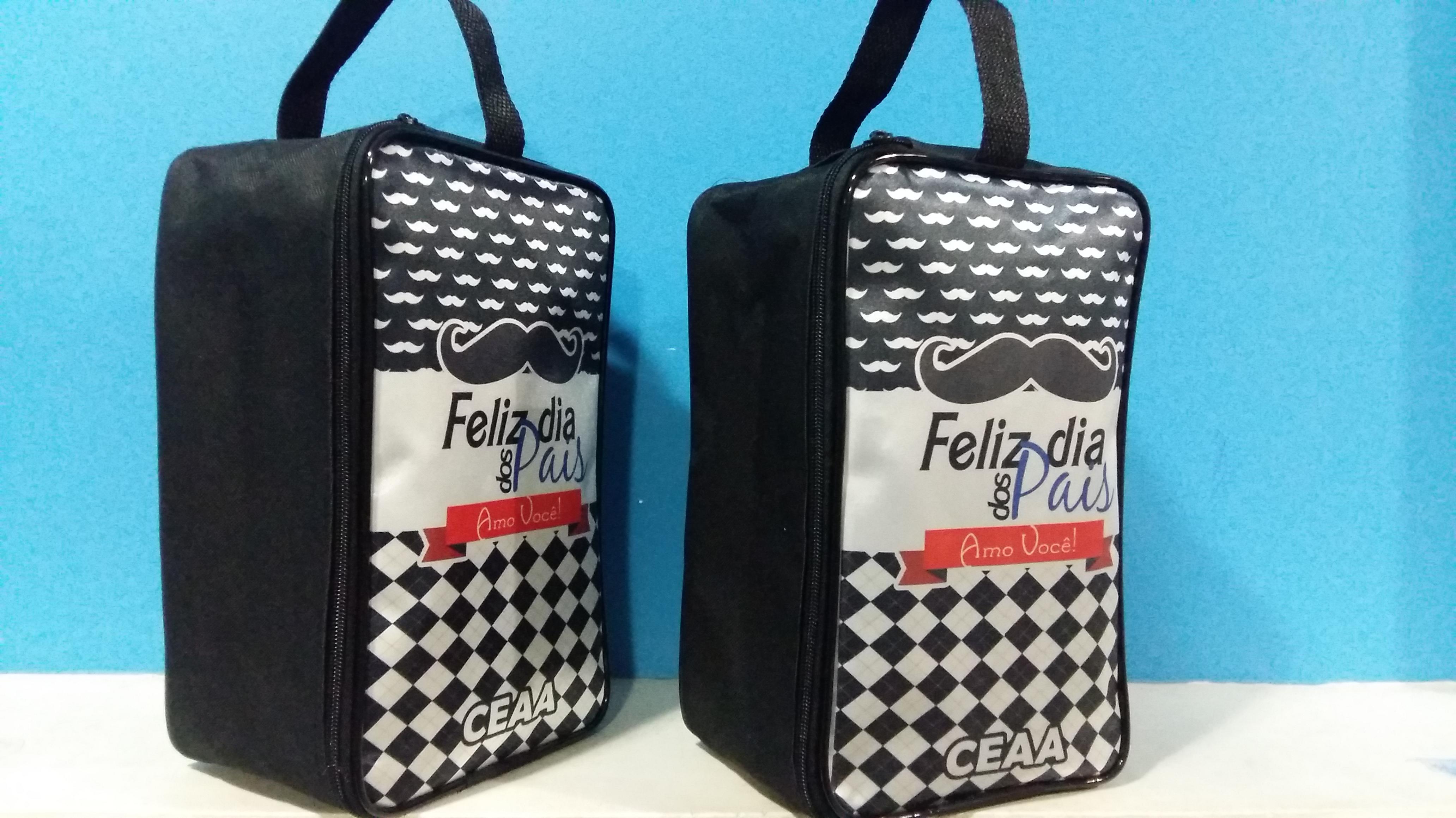 8f0ba76499 Kit Porta Chuteira e Squezze Personalizada no Elo7
