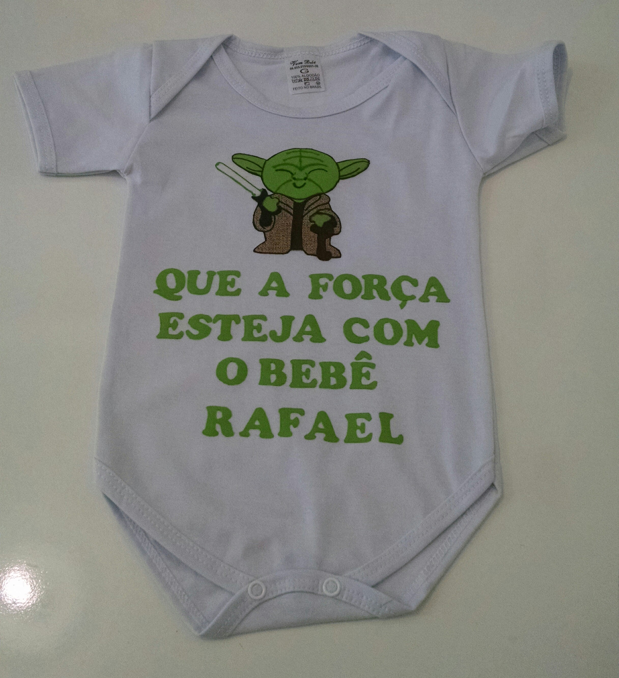 Body Mestre Yoda Baby  2ce6214cbdb