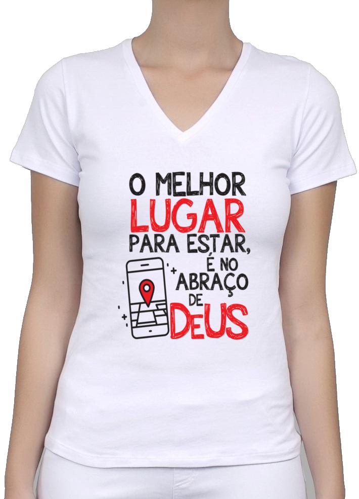 Kit 5 Camiseta Baby Look Feminino Gospel Fé Atacado no Elo7 ... ed3272e89002a