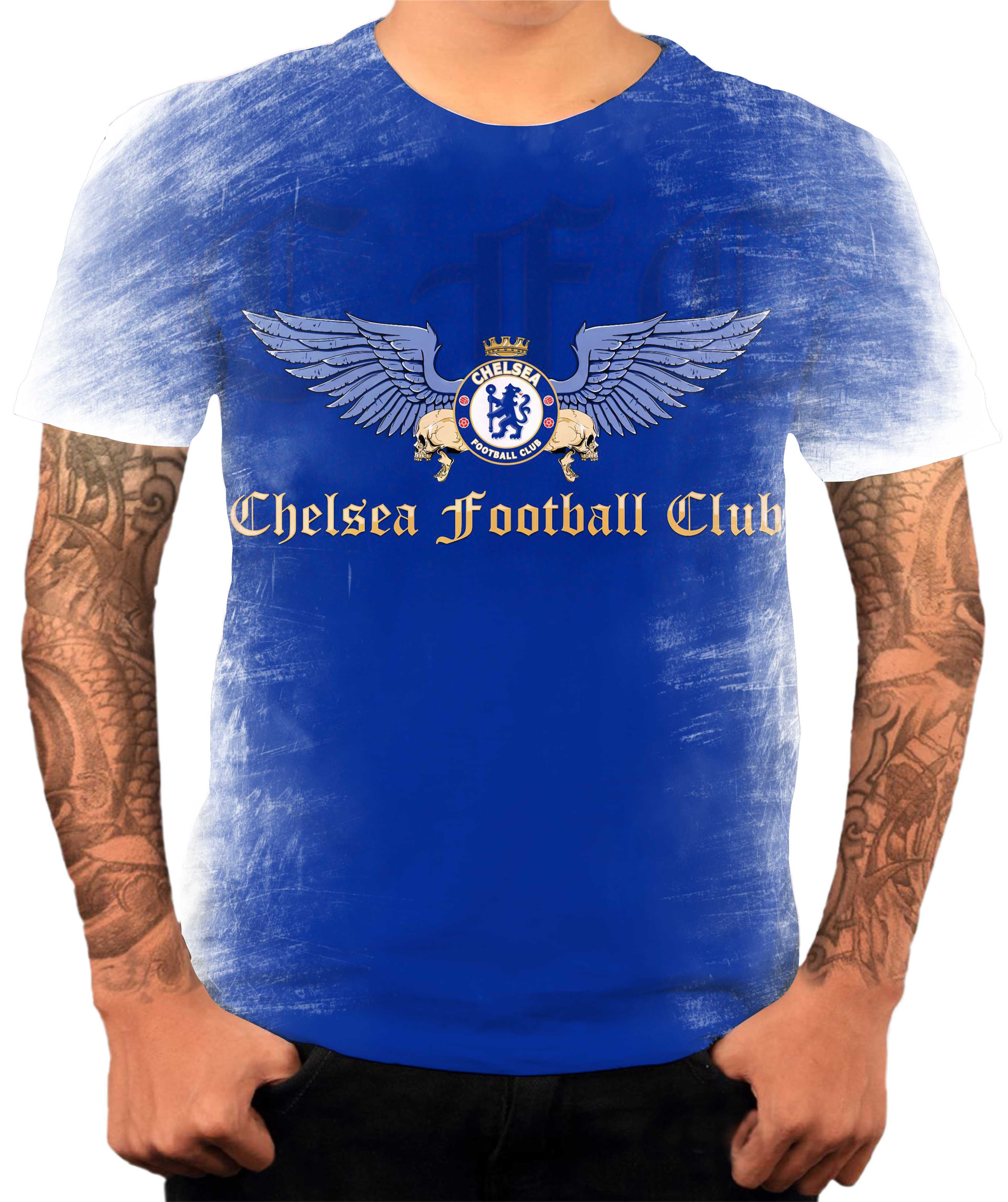 5798e189f1 Camiseta Chelsea