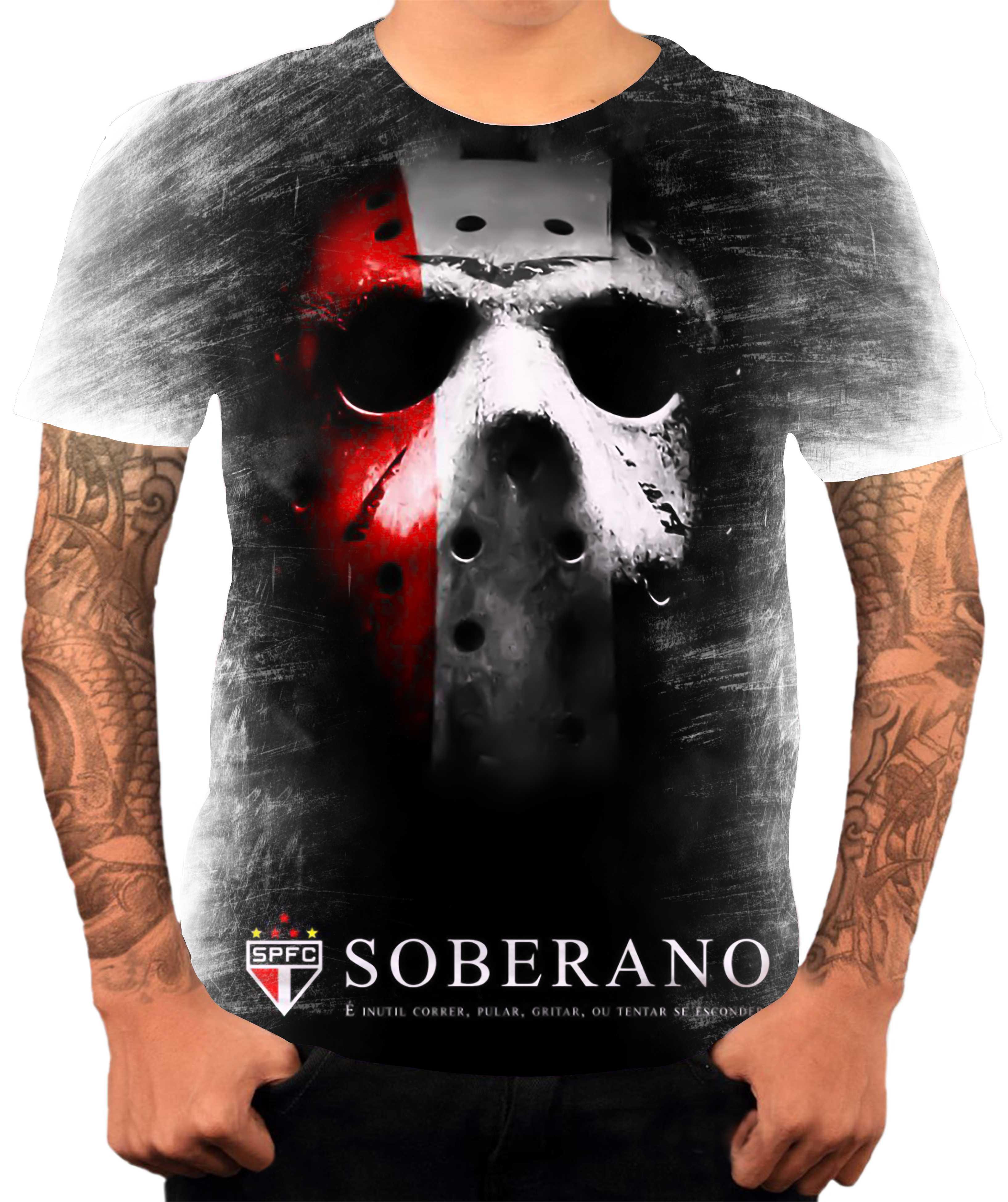 eee94947b3 Camisa Camiseta Personalizada Time De Futebol Santos 2 no Elo7 ...