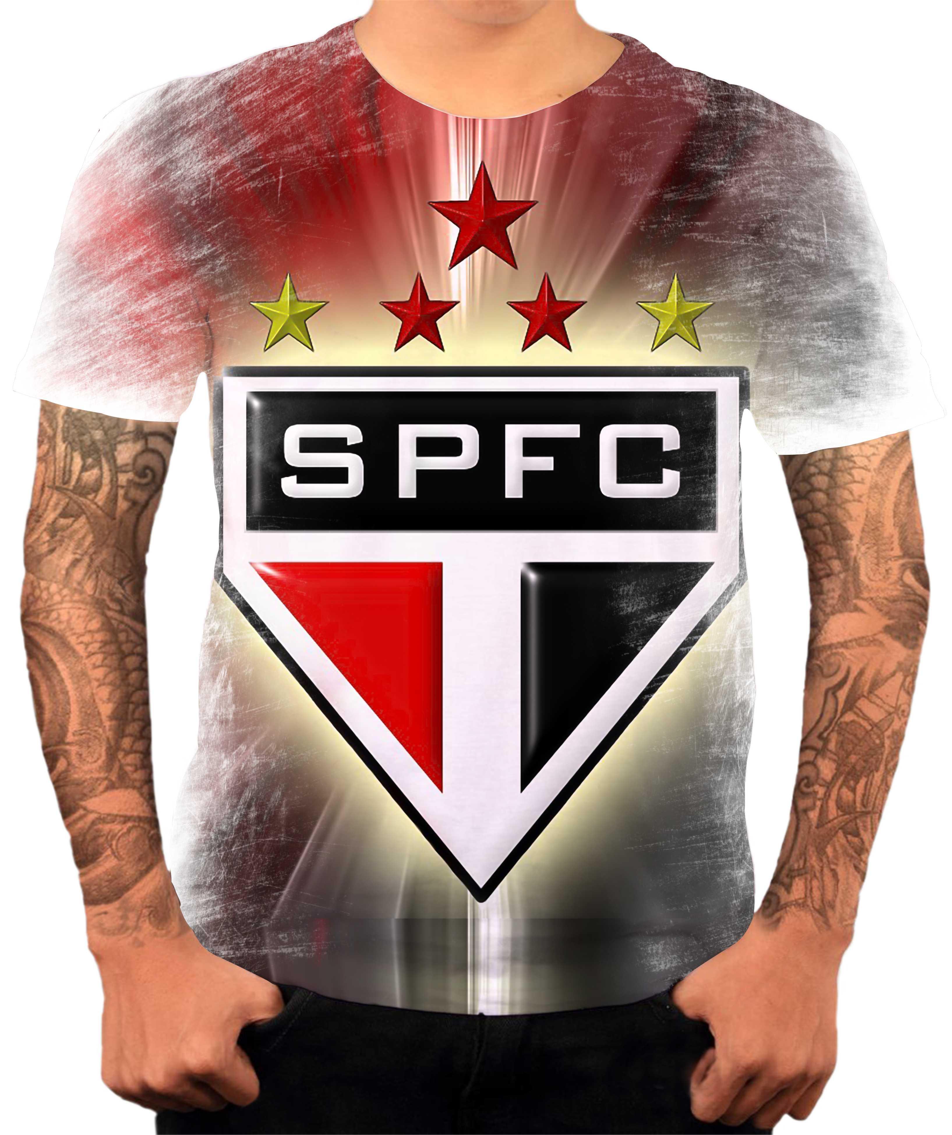 5f56c4f83c Camisa São Paulino